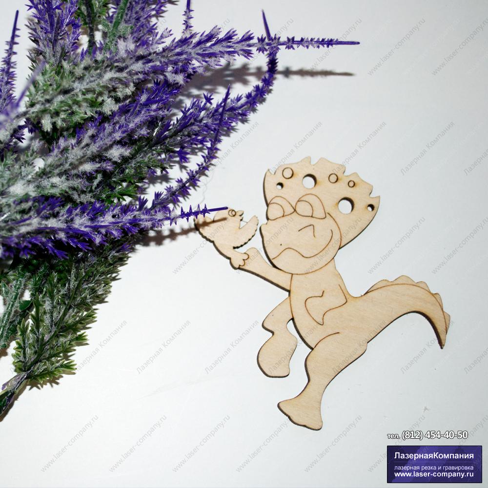 """Заготовка """"Динозаврик"""" #6"""