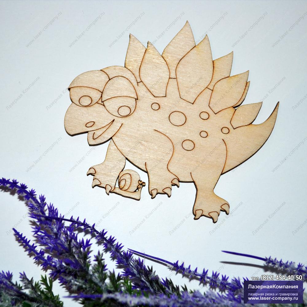 """Заготовка """"Динозаврик"""" #5"""