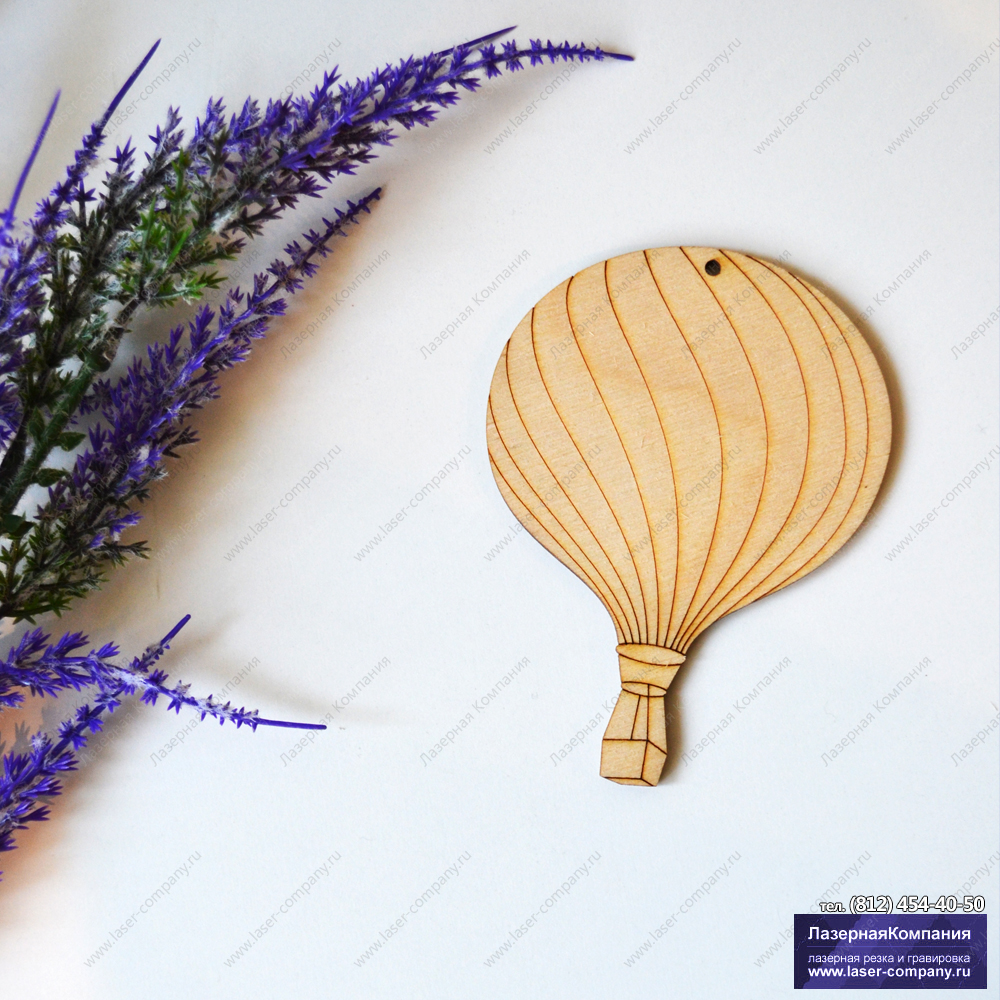 """Заготовка """"Воздушный шар"""" #6"""