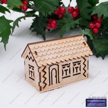 """Декор для интерьера """"Маленький домик"""""""
