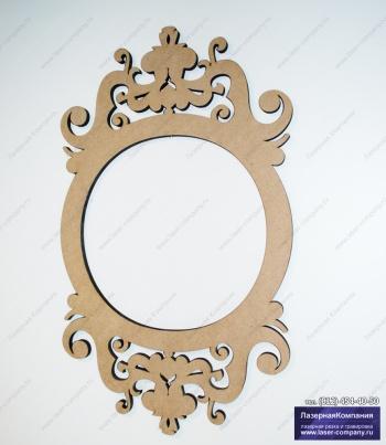 """Рама на стену """"Зеркало души"""""""