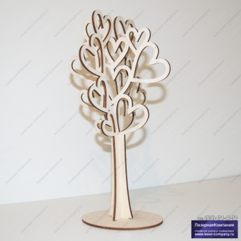 "Дерево ""Сердца"""
